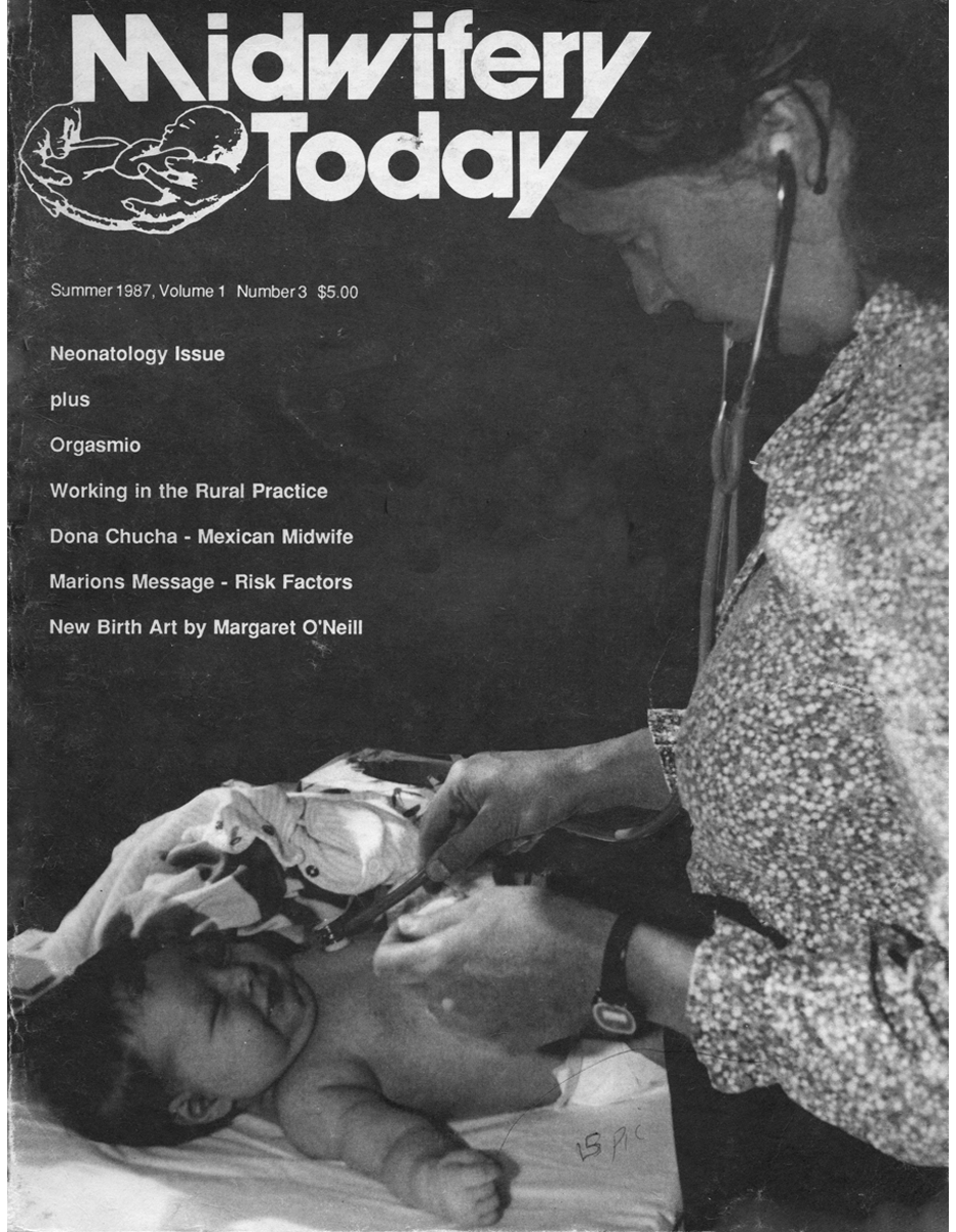Midwifery Today Issue 3