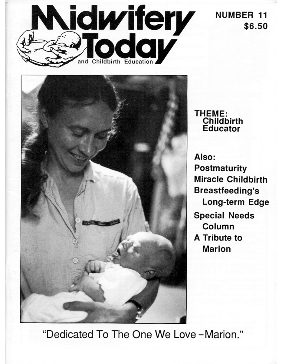 Midwifery Today Issue 11