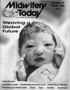 Midwifery Today Issue 32