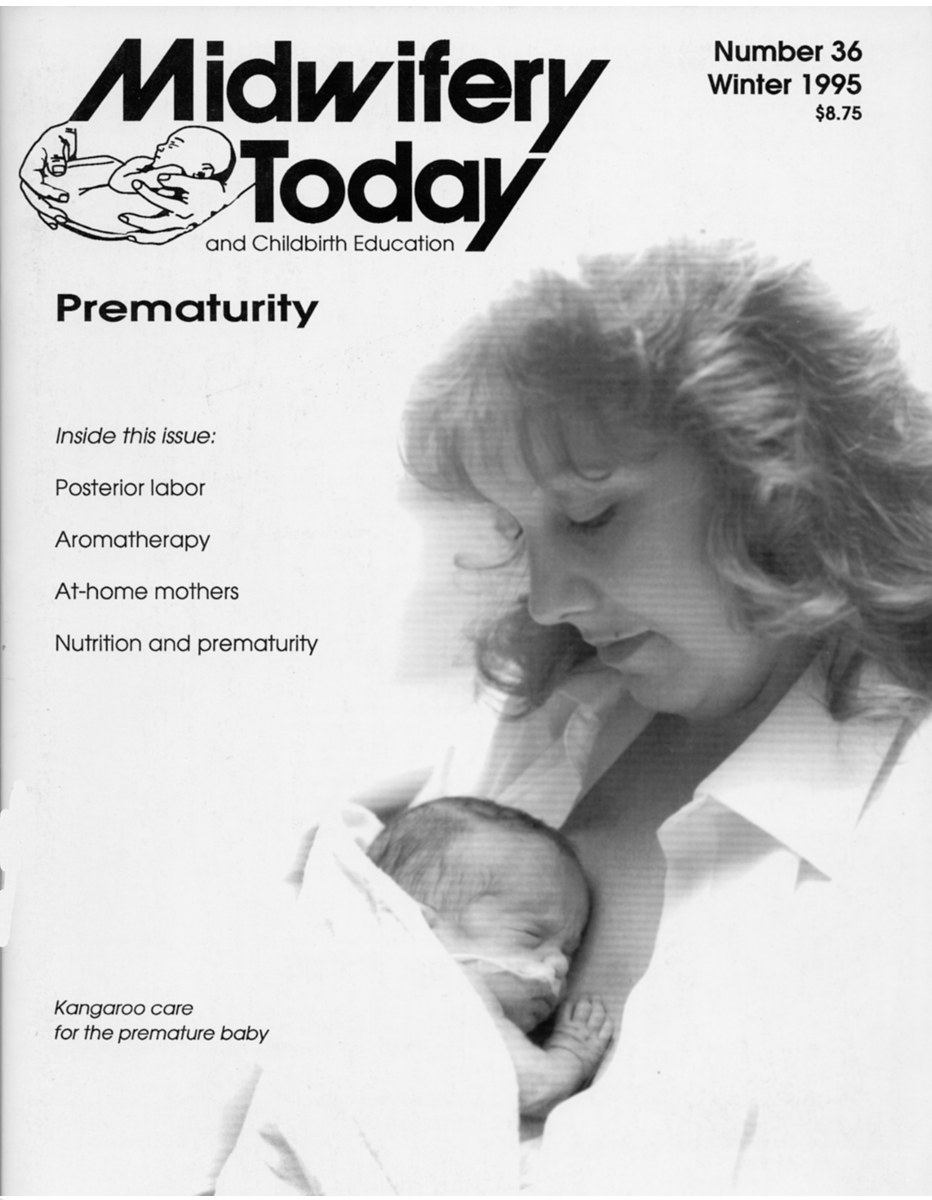 Midwifery Today Issue 36