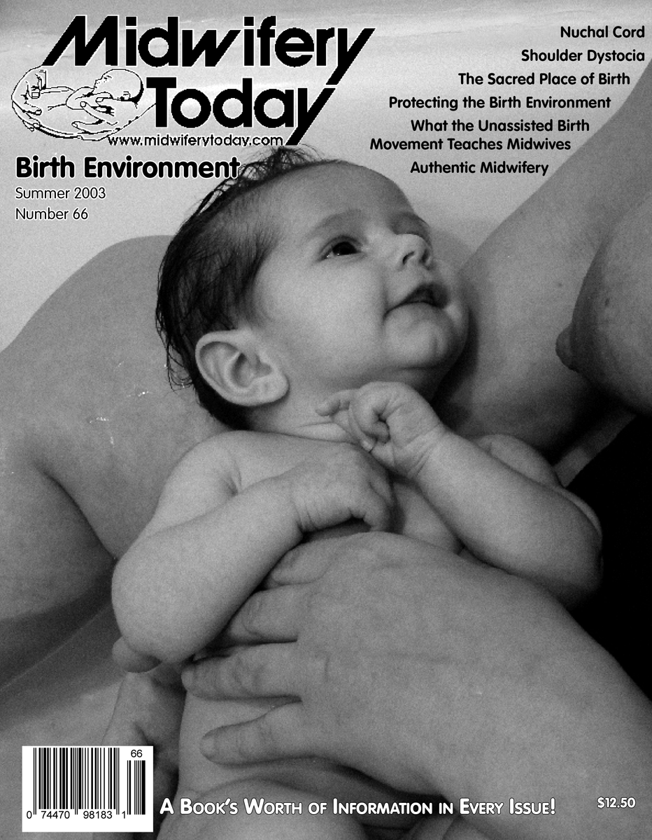 Midwifery Today Issue 66