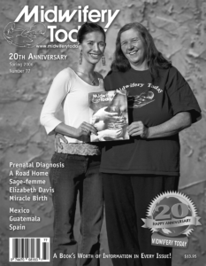 Midwifery Today Issue 77