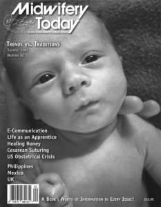Midwifery Today Issue 82