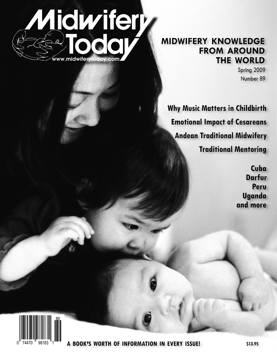 Midwifery Today Issue 89