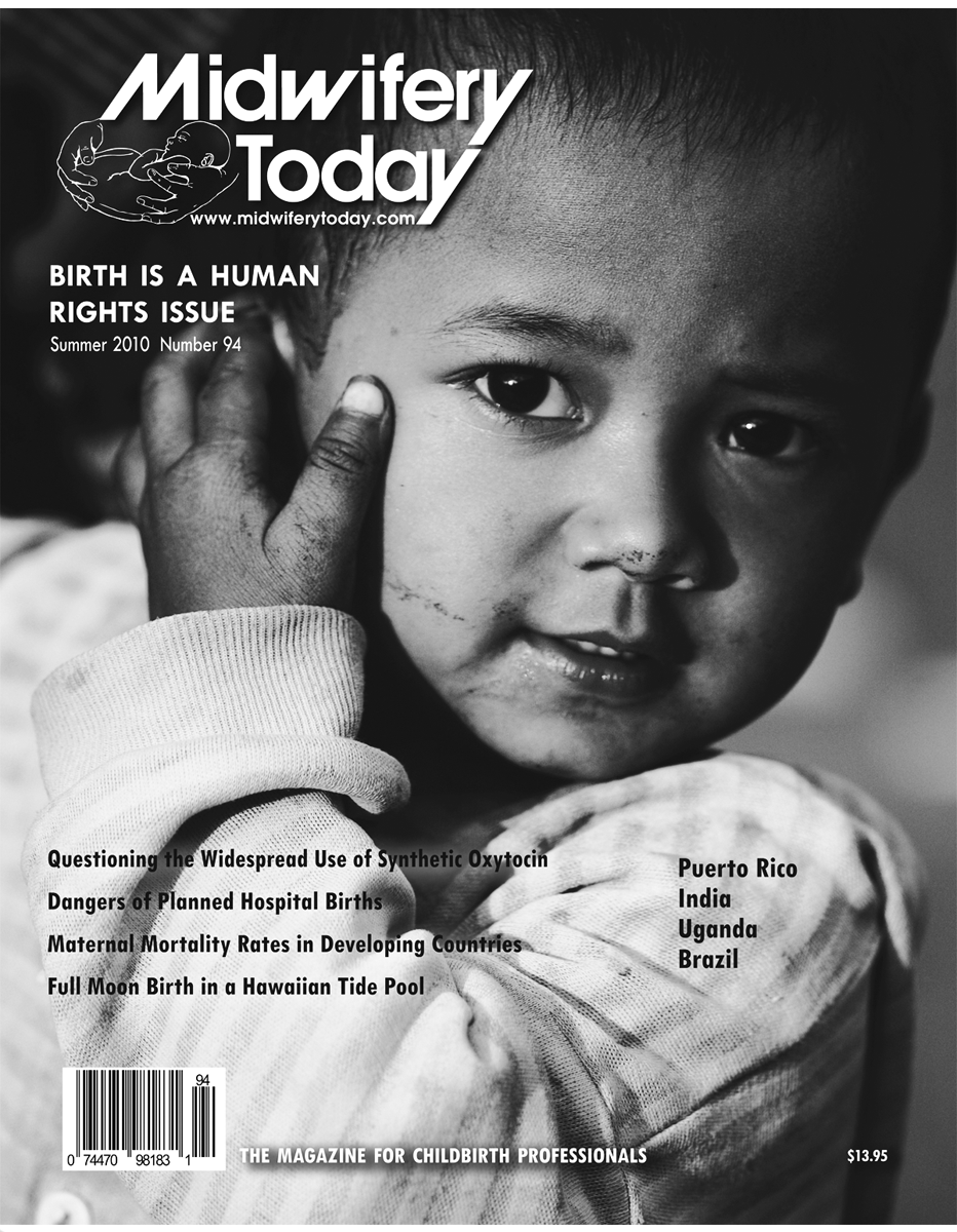 Midwifery Today Issue 94