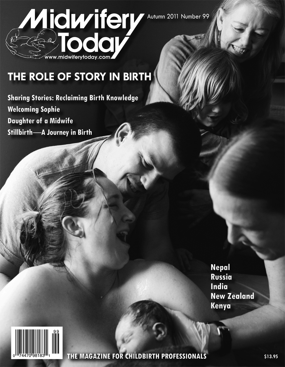 Midwifery Today Issue 99