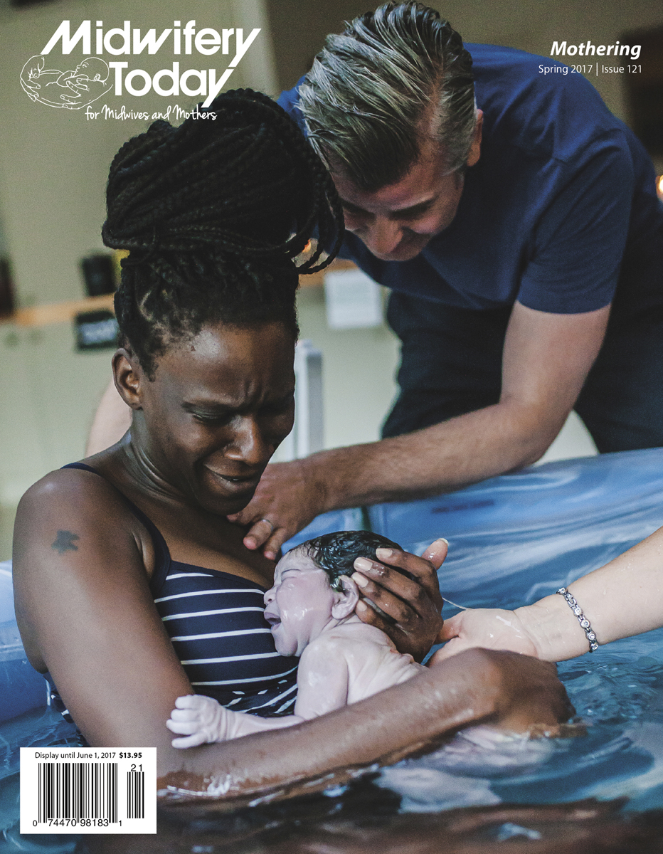 Midwifery Today Issue 121