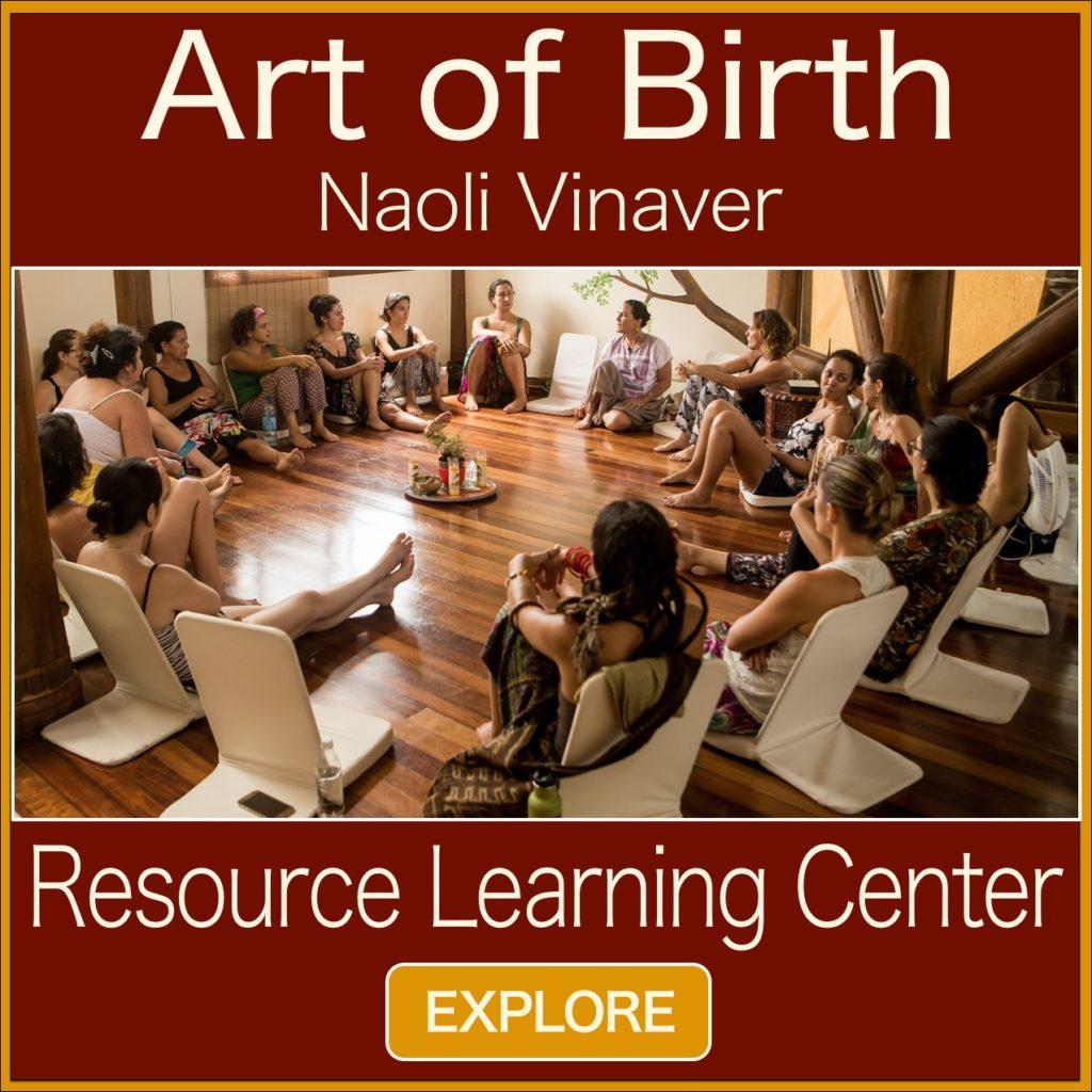 Art of Birth ad